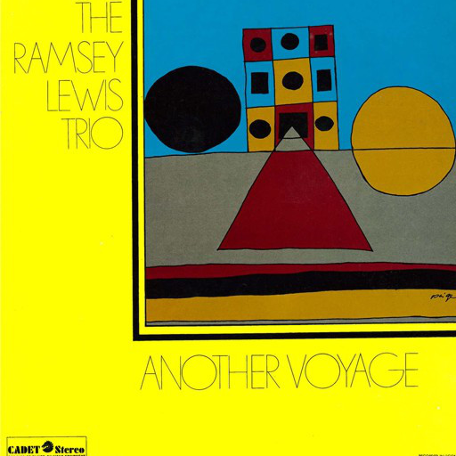 The Ramsey Lewis Trio Another Voice